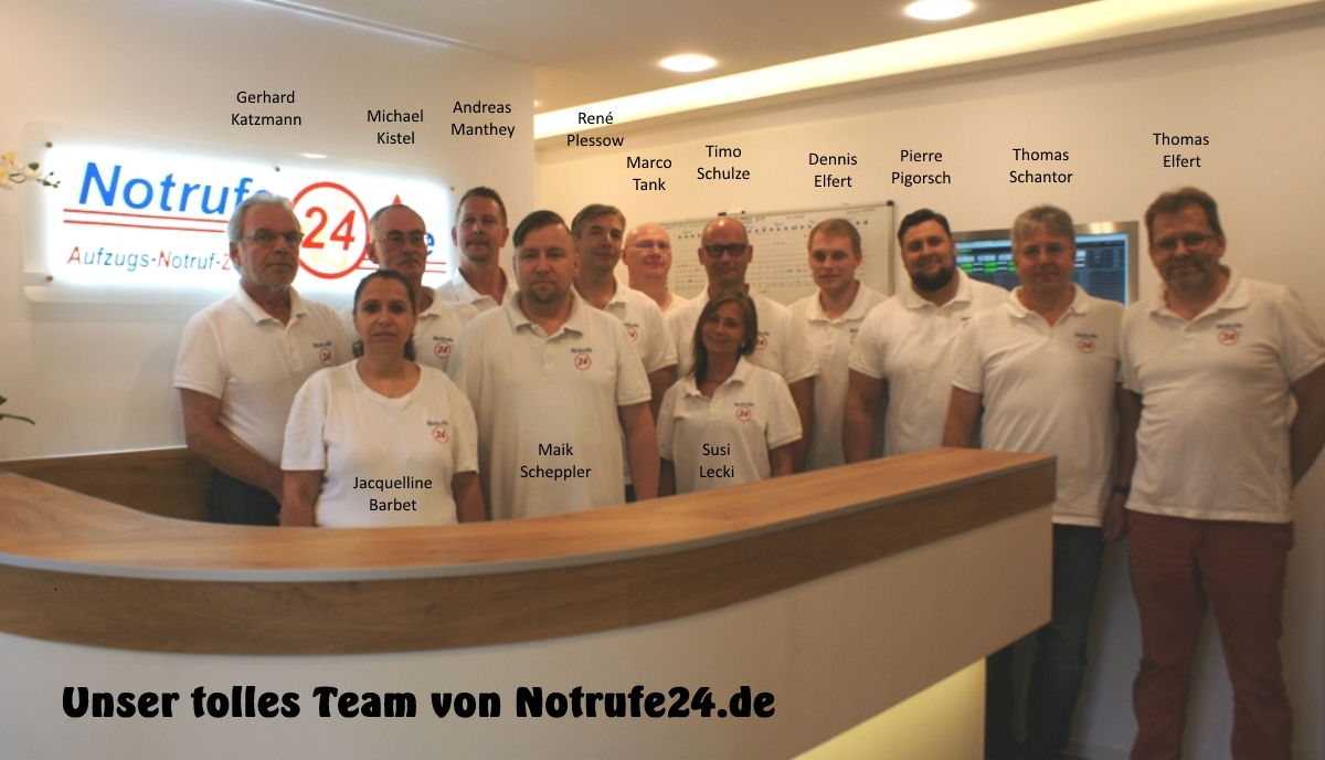 Team Notrufe24.de